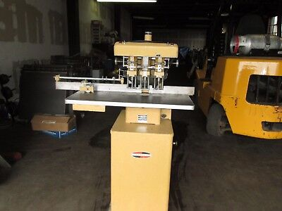 Challenge 3 Hole Paper Drill  Powerfull Hydraulic