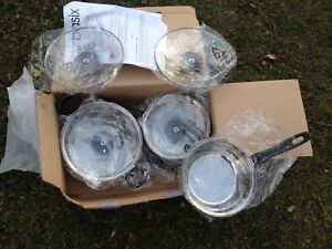 Brand New Set of Pots for sale