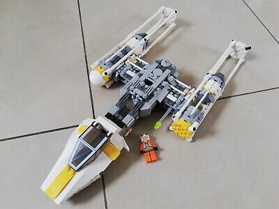 LEGO - Star Wars - Y-WING FIGHTER - 7658 - GENUINE!