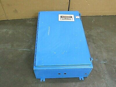 Hoffman Hinged Wall Mount Electrical Enclosure Box Panel A-362410lp 36x24x10