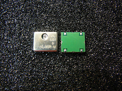 Wtl Temperature Compensated Crystal Oscillator Txco 10.000mhz New Qty.1
