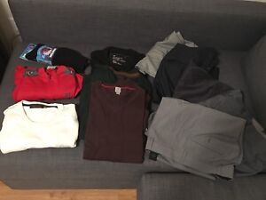 Lot of Men's Warm Clothes