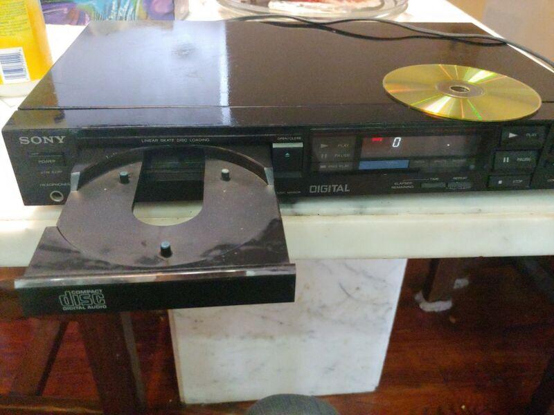 Sony Cdp-40