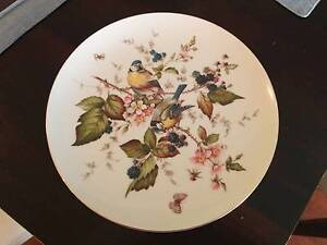 Vintage Collectible Rare Royal Saji Fine China Plate Camperdown Inner Sydney Preview