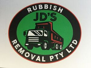 JD'S RUBBISH REMOVAL PTY LTD FREE QUO Maroubra Eastern Suburbs Preview