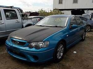 WRECKING / DISMANTLING 2006 FORD BF MKII FALCON XR6 4.0L 6SP AUTO North St Marys Penrith Area Preview