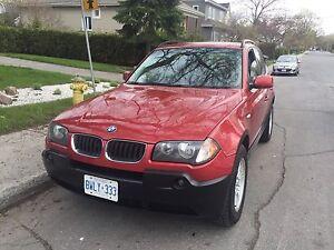 2006 BMW X3 2.5 i