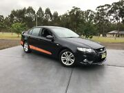 2010 ford falcon Kurri Kurri Cessnock Area Preview
