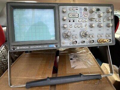 Hitachi V-1085 Osci 100mhz Oscilloscope