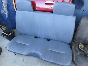 Ford Courier Mazda Bravo Bench Seat Retrimmed Great Condition Blaxland Blue Mountains Preview
