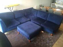 Comfortable large couch for sale Port Melbourne Port Phillip Preview