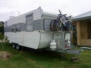 22Ft Millard Family Full sized Caravan Stockton Newcastle Area Preview