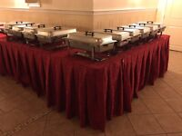 Food warmer and chair for rent