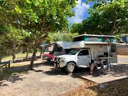 Toyota Hilux Talvor Campervan 3.0 D 4D SR Kewarra Beach Cairns City Preview
