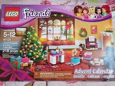 LEGO 41131 Friends Advent Calendar NEW