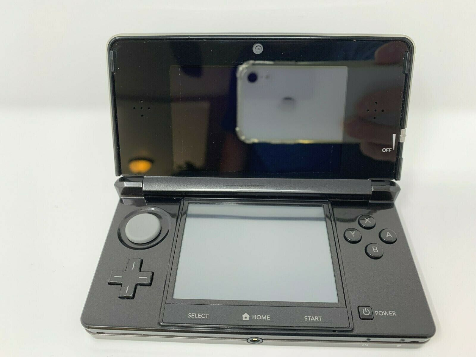 Nintendo 3DS - Cosmo Black Includes 1 Game, USB Charger 16GB SD Card  - $55.00