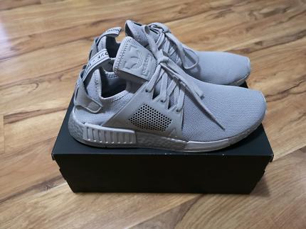 Zapatos adidas NMD XR1 primeknit glitch Camo negro US10 zapatos de hombre