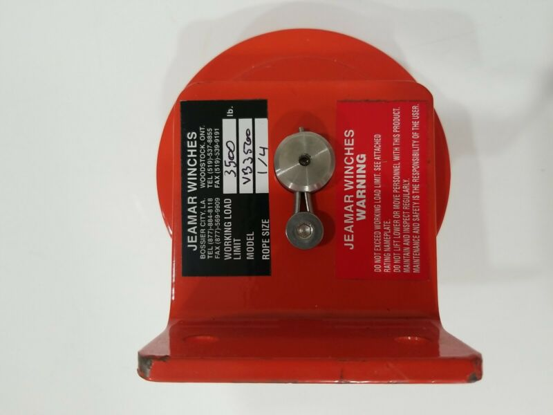 Jeamar Winches Premium Steel Sheaves with Bearings VB3560