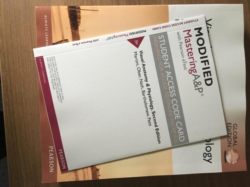 Visual Anatomy and Physiology, Global Edition Atlas Mastering ...