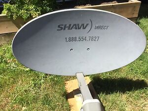 SHAW DIRECT with DUAL LNBF