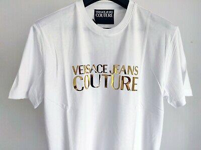 VERSACE JEANS COUTURE logo T-shirt  B3GUB7M130288