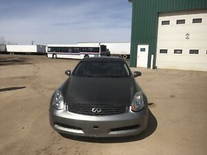6500$ 2005 G35 MANUAL COUPE