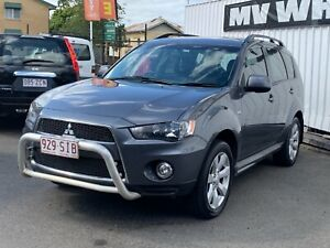 2012 Mitsubishi Outlander LS (FWD)ZH MY12 Manual Wagon Maryborough Fraser Coast Preview