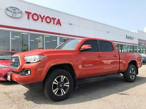 2018 Toyota Tacoma TRD Spt, Only 19735 Km's, Leather, Sunroof, P