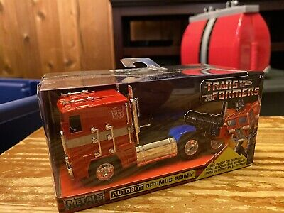 Transformers Metal Die Cast G1 Optimus Prime