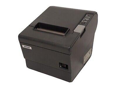 Epson Tm-t88iv Thermal Pos Receipt Printer M129h Usb No Power Supply