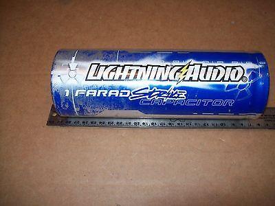 Lightning Autio Capacitor 1 Farad 16vdc 20vdc Surge P204