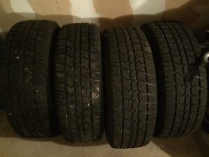 4 Winter Tires and Rims 225/70/R16