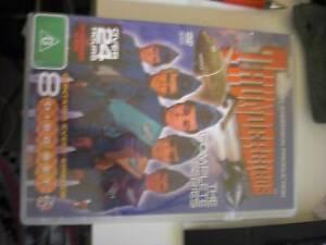 Thunderbirds -the Complete Series -8 disc set Cottesloe Cottesloe Area Preview