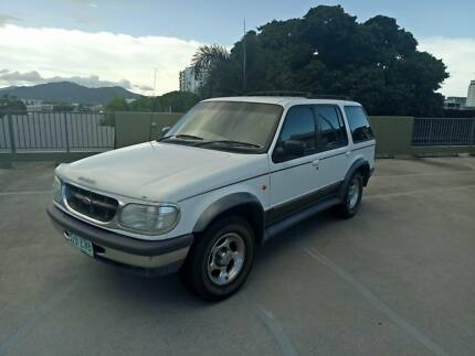 FORD EXPLORER - 6 Months Rego + RWC Cairns Cairns City Preview