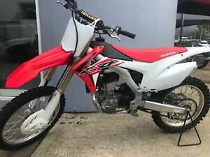 2017 CRF250R Manunda Cairns City Preview