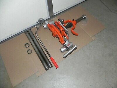Genuine Ridgid 311 Carriage With 341 Reamer360 Cutter Rigid Die Head For 300