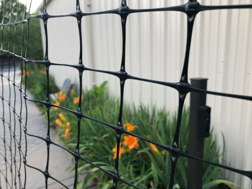 STRONG Garden Plant Climbing Net Trellis Netting Support Fruits Vine Veggie Bean