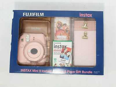 Fujifilm Instax Mini 9 Camera Holiday Bundle