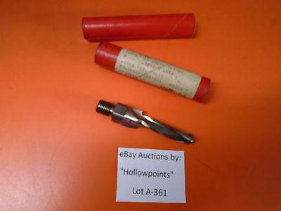 A361 Cleveland Twist Drill Cobalt Taperlok Reamer Cutter .3856 X .615 Nf 716