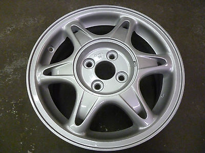 1996 Acura Integra15 inch  Alloy Wheel Hollander # 71664 Recon Acura Integra Alloy Wheel