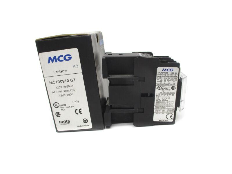 MCG MC1D0910G7 120V NSMP