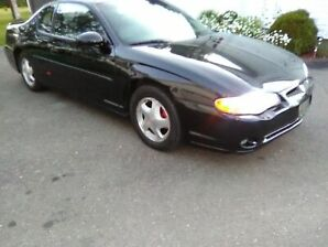 2003 Chevy Monte Carlo SS
