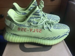 5eb8353a1e7764 Yeezy V2 Frozen Yellow