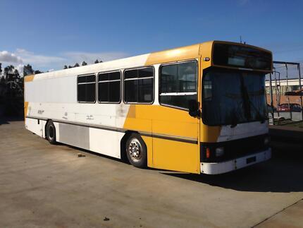 1990 Volvo Bus Motorhome B10M QBB body 41 seater