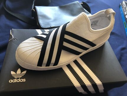 Adidas Scarpe Superstar Slipon 43 Di Scarpe Adidas Da Uomo Gumtree Australia b771e1