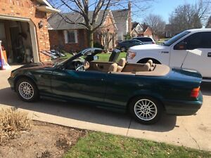 1996 BMW Convertible For Sale!