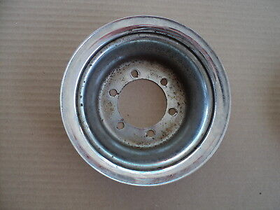 440 MANUAL STEERING CRANK PULLEY,CUDA,CHALLENGER,CHARGER,GTX,SUPERBEE