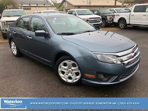2011 Ford Fusion SE | Heated Mirrors | Keyless Entry | Bluetooth