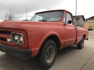 1967 GMC 910