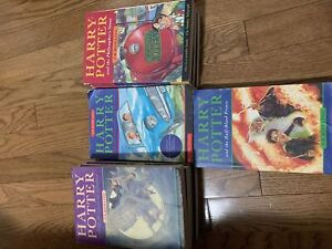 Harry Potters books